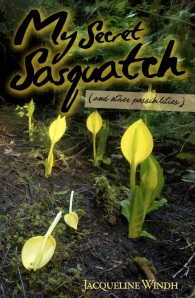 My Secret Sasquatch book cover